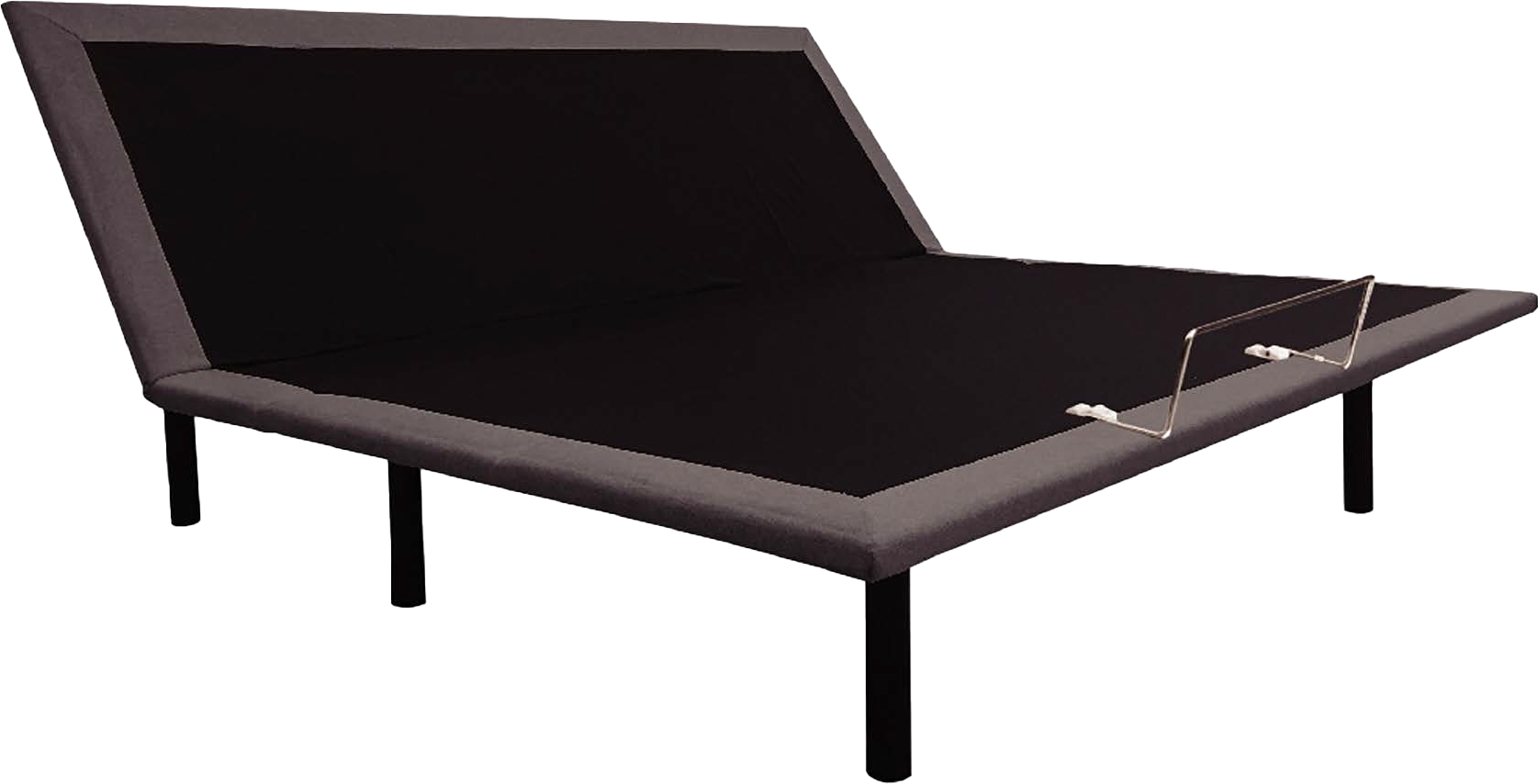 Head Up Only Wired Remote Electric Adjustable Bed Base