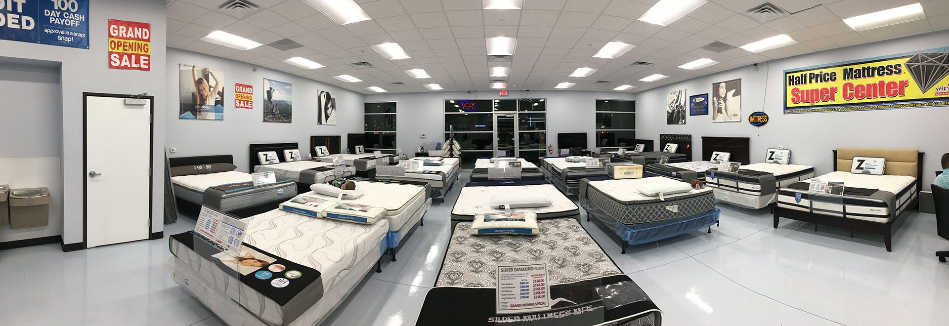 Large selection of affordable mattresses in Las Vegas